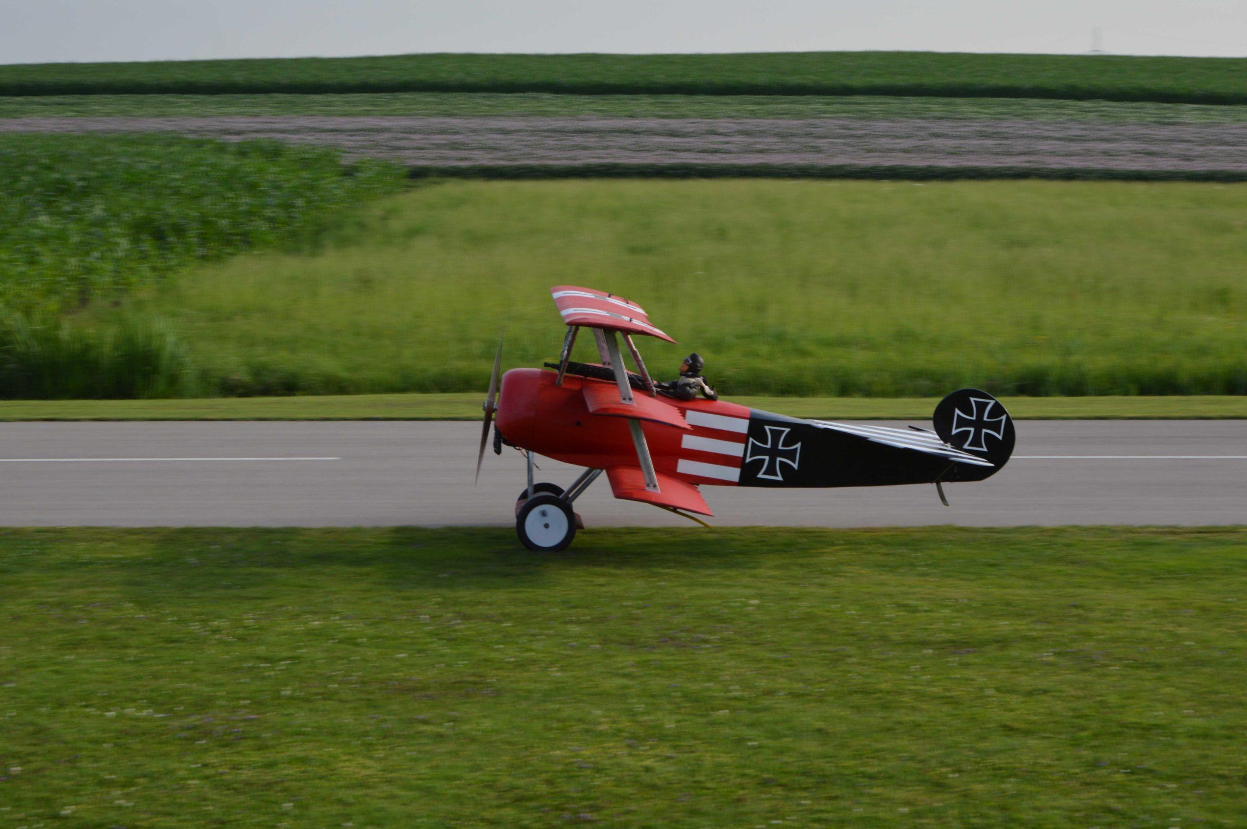Interner Flugtag am 15.08.2021